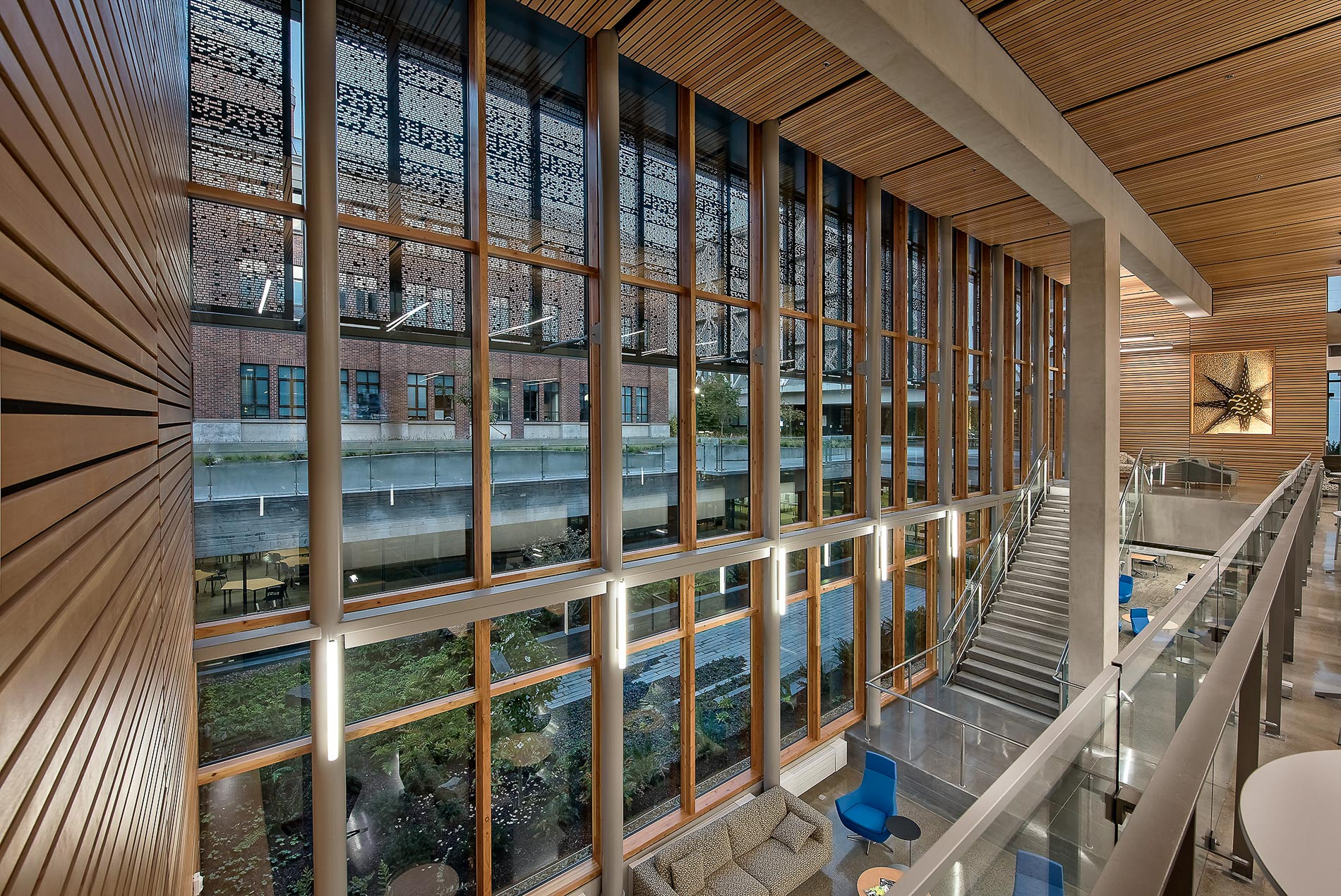 Allan Price Science Commons, University of Oregon / 1