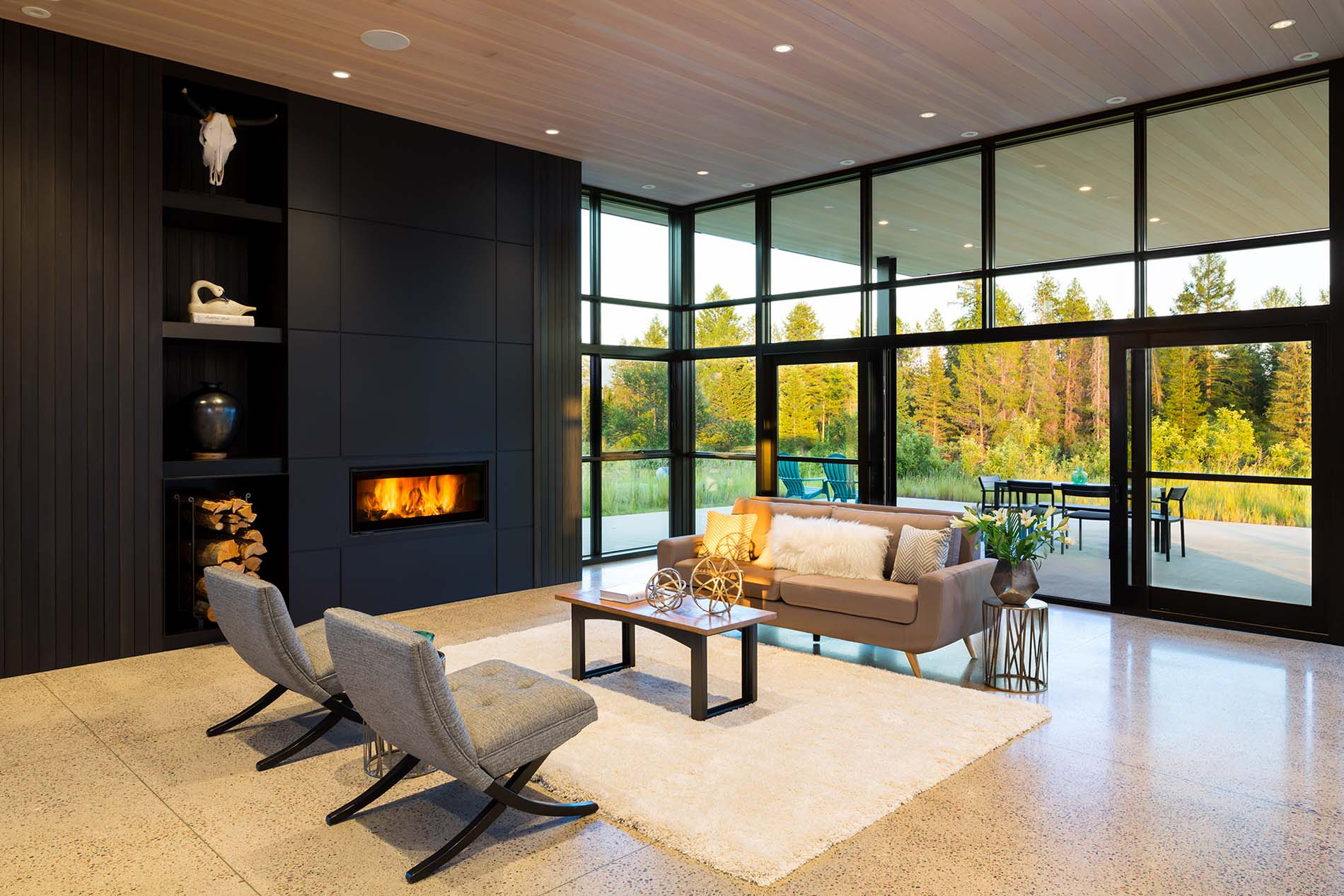 Whitefish Contemporary Home | 3