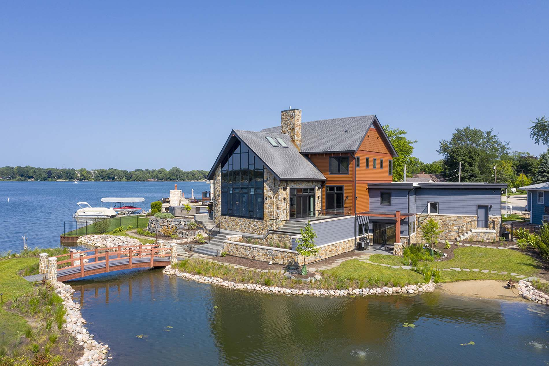 Lake Zurich Home