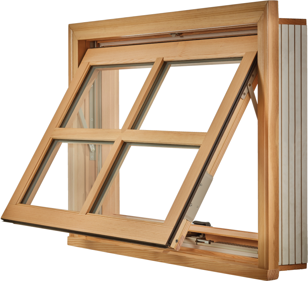 Sierra Pacific Windows - Window Awning All-Wood Aspen ...
