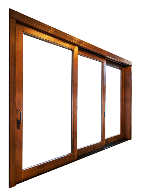 Sierra Pacific Windows - Door Lift and Slide Aluminum Clad Wood Lift on