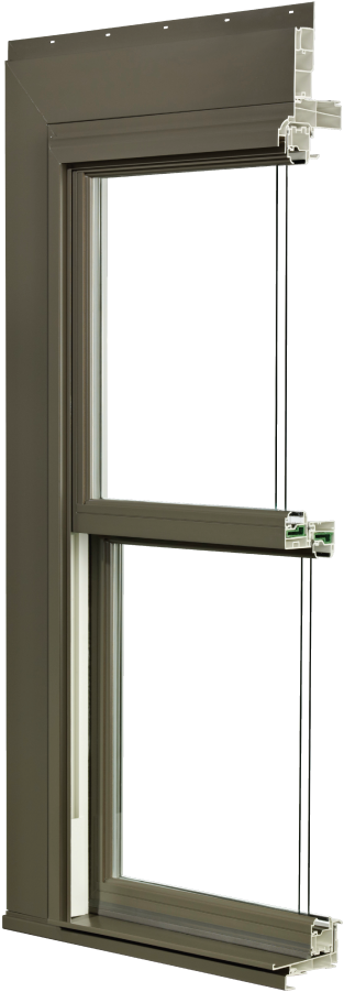 Sierra Pacific Windows - Window Single and Double Hung Vinyl New