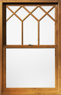 Single Double Hung Windows